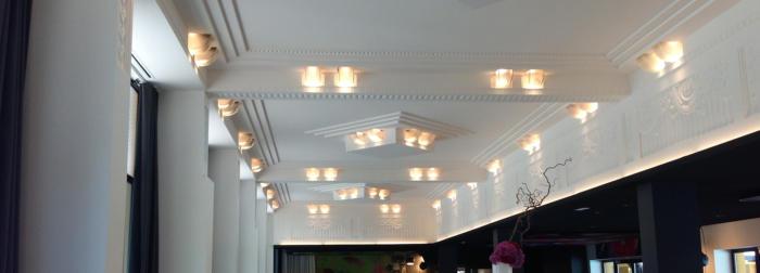 staffeur paris - plafond